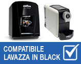 Compatibile Lavazza In Black