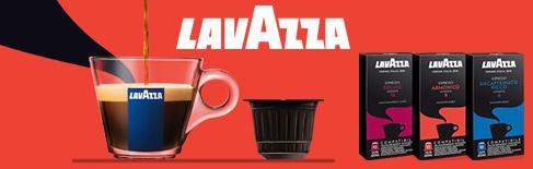 Capsule Lavazza compatibili Nespresso