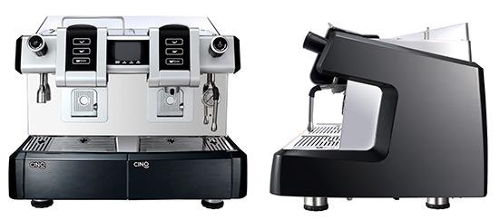 Maia CN-DD Macchina Caffè Professionale a Capsule