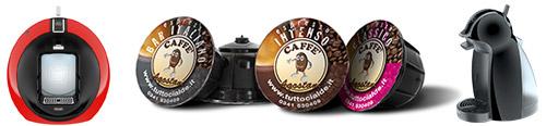 Capsule Agostani Big compatibili Nescafé Dolce Gusto