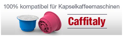 Caffè Agostani kompatibel für Kapselkaffeemaschinen Caffitaly