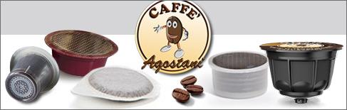 Capsule e cialde caffè Agostani
