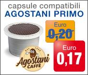 Capsule Agostani Compatibili Uno System