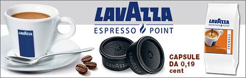 Capsule originali e compatibili Lavazza Espresso Point