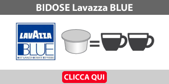 Capsule Bidose Lavazza Blue