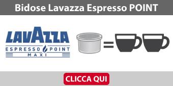 Capsule Bidose Lavazza Espresso Point