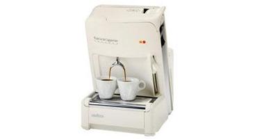 4 Adattatori alluminio Cialde Lavazza Caffè Cappuccino