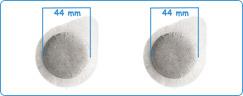 Clicca Qui per visualizzare i prodotti in cialde filtrocarta 44mm ESE