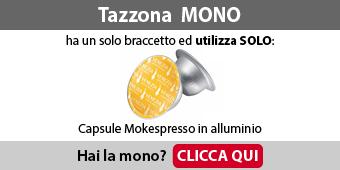 Capsule Bialetti Mokissima Mono