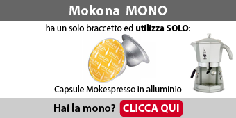 Capsule Bialetti Mokona Mono