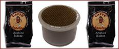 Capsule compatibili caffè Agostani per sistema Espresso Point