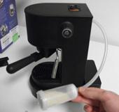 Attacco del nuovo filtro anticalcare