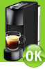 Essenza Mini C30 - Nespresso Matt Black