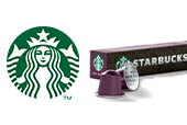 Capsule STARBUCKS® by Nespresso®