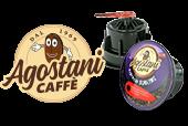Cialde e Capsule compatibili Dolce Gusto Nescafè: Caffè Agostani