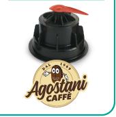Capsule Agostani compatibili per Sistema Nescafé Dolce Gusto