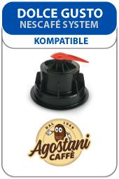 Visualizza i prodotti della categoria Cialde e Capsule compatibili Dolce Gusto Nescafè: Caffè Agostani