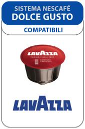 Visualizza i prodotti della categoria Capsule Lavazza compatibili Dolce Gusto