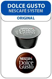 Visualizza i prodotti della categoria Capsule Nescafé Dolce Gusto