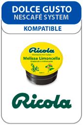 Visualizza i prodotti della categoria Ricola capsule compatibili Nescafé Dolce Gusto