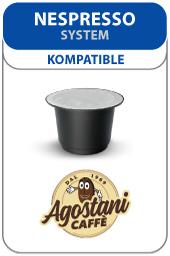 Visualizza i prodotti della categoria Cialde e Capsule compatibili Nespresso: Caffè Agostani