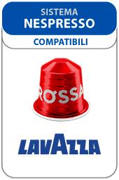 Visualizza i prodotti della categoria Cialde e Capsule compatibili Nespresso: Lavazza