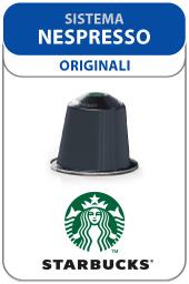 Visualizza i prodotti della categoria Cialde e Capsule Nespresso: Sturbucks