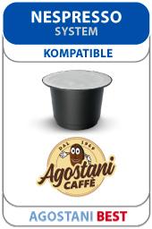 Agostani Kaffeekapseln für Nespresso maschinen