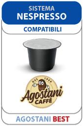 Capsule Agostani Best per Sistema Nespresso