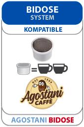 Agostani Kaffeekapseln für Lavazza Bidose maschinen