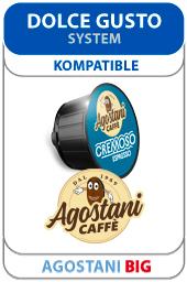 Agostani Kaffeekapseln für Nescafé Dolce Gusto maschinen