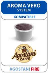 Agostani Kaffeekapseln für Aroma Vero maschinen