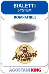 Agostani Kaffeekapseln für Bialetti maschinen