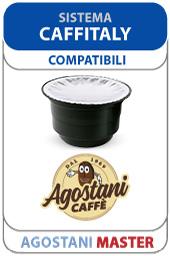 Capsule Agostani Master per Sistema Caffitaly