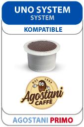Agostani Kaffeekapseln für Uno System maschinen