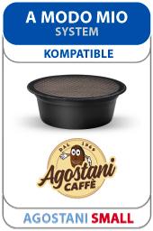Agostani Kaffeekapseln für Lavazza A Modo Mio maschinen