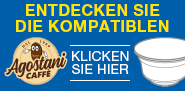 Nescafé Dolce Gusto kompatible Kapseln Agostani