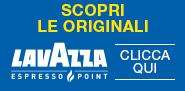 Capsule originali Lavazza Espresso Point