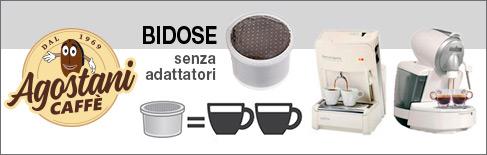 Capsule Bidose Caffè Agostani