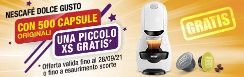Capsule originali e compatibili Nescafé Dolce Gusto Ispirazione Italiana
