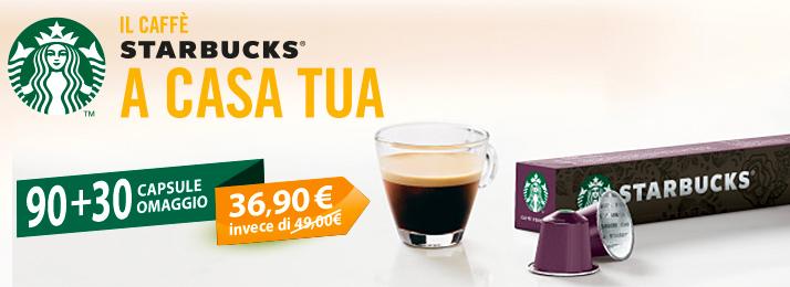 Starbucks Nespresso Kapseln aluminium angebot