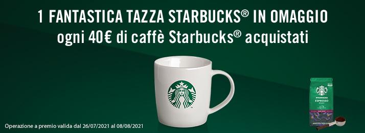 Caffè Macinato Starbucks
