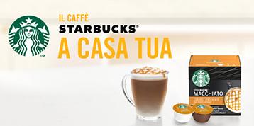 Capsule Starbucks Dolce gusto
