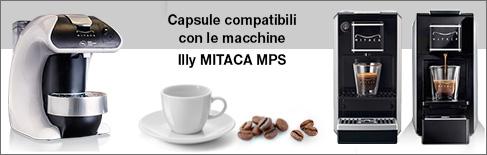 Capsule compatibili Illy Mitaca MPS