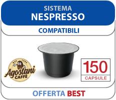 Offerta Lancio Compatibile Nespresso