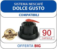 Offerta Lancio Compatibile Nescafé Dolce Gusto