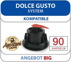 Sonderangebot kompatibel mit Nescafé Dolce Gusto