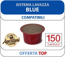 Offerta Lancio Compatibile Lavazza Blue
