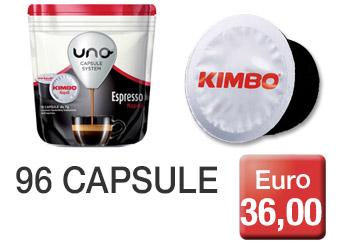 Cialde Kimbo UNO System