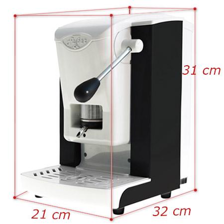 Macchina caffè faber per sistema cialde filtrocarta 44mm ESE